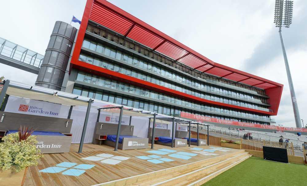 Hilton Garden Inn, yeni otelini Emirates Old Trafford'ta açtı