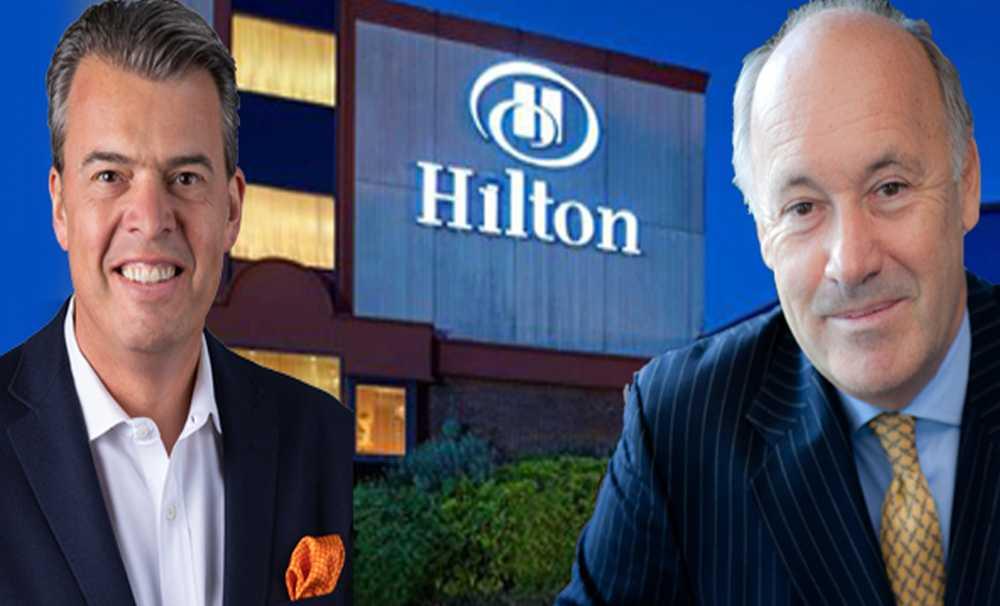 Hilton Ortadoğu, Afrika ve Türkiye Bölgesi'ne Yeni Başkan
