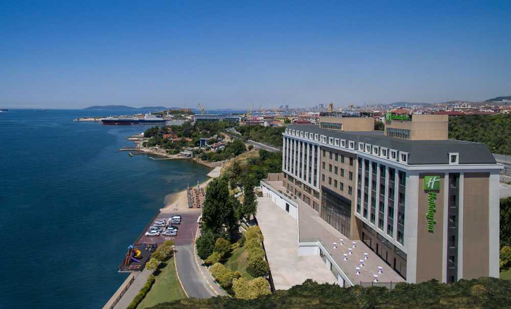 Holiday Inn Istanbul Tuzla Bay Hotel  kapılarını açtı