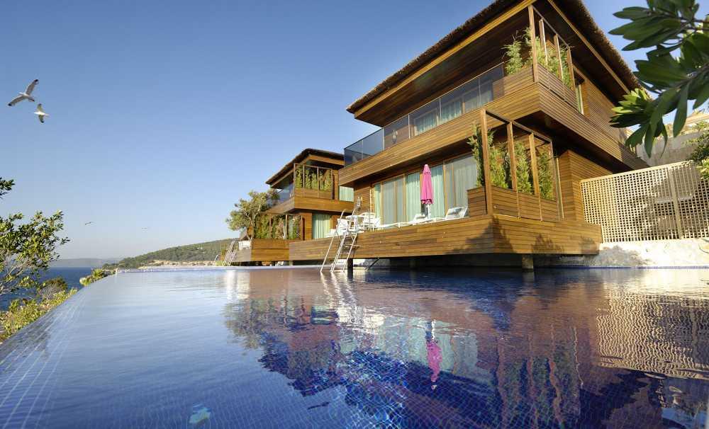 Jumeirah Bodrum Palace, % 40 indirim fırsatıyla misafirleriyle ağırlıyor