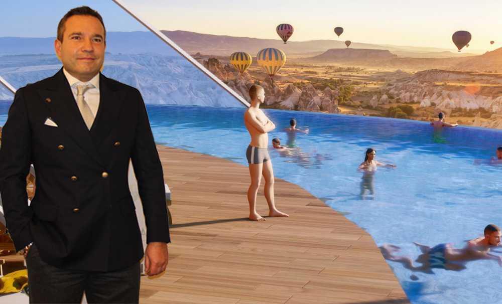 Kapadokya'da İki Otel açılıyor