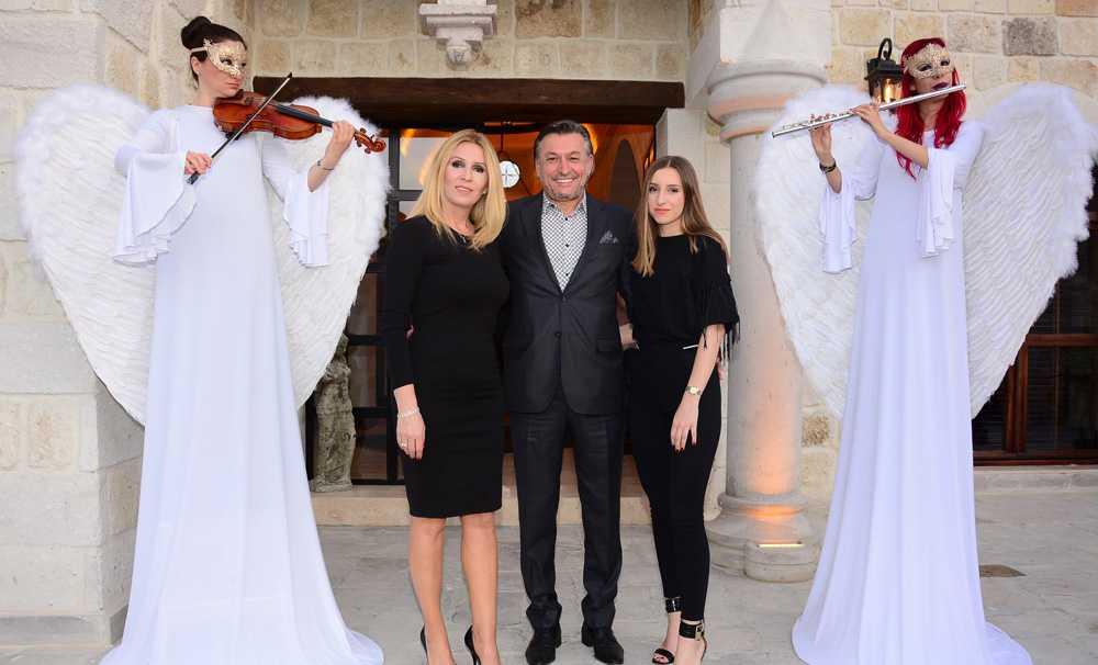 Kapadokya'nın son gözdesi Seraphim Cave Hotel açıldı