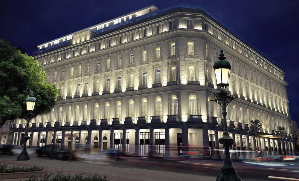 Kempinski, Küba'da ilk modern beş yıldızlı lüks oteli açıyor