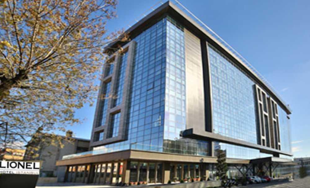 Lionel Hotel İstanbul, İtalyan minimalist mimari tarzı ile dikkat çekiyor