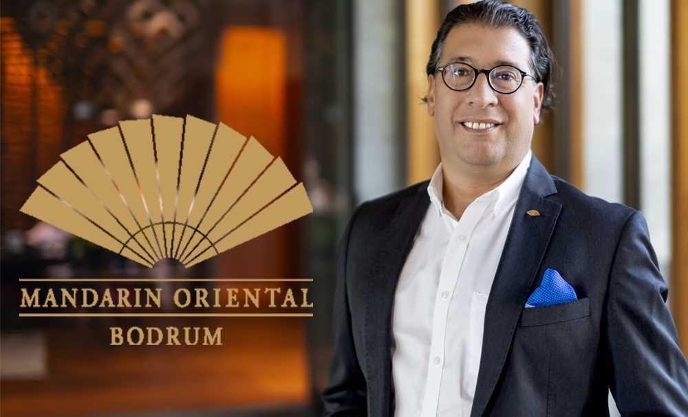 Mandarin Oriental, Bodrum Genel Müdür Ersev Demiröz