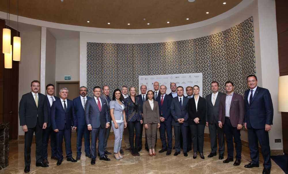 """Marriott Worldwide Business Councils Turkey """"Birlikte Daha İyiyiz"""" Hizmet Gününü Kutluyor"""