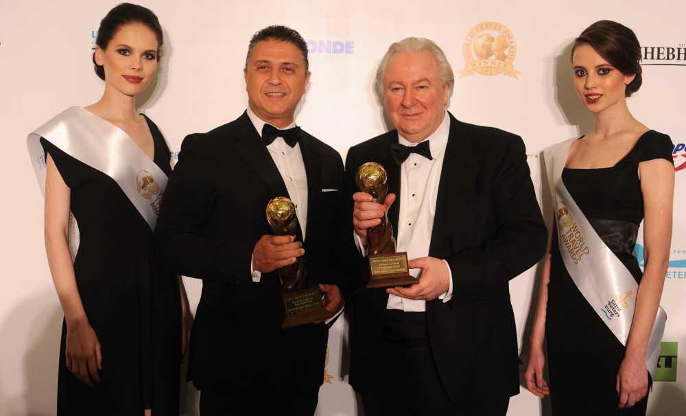 Mövenpick Hotel Istanbul 2017 yılında Avrupa'nın En İyi İş Oteli seçildi
