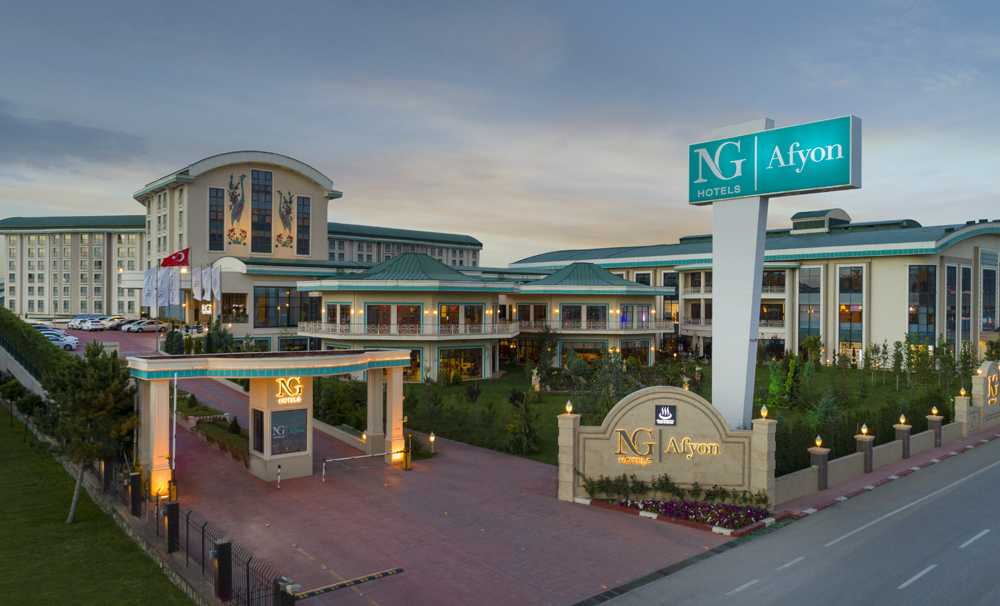 NG Hotels'e World Luxury Hotel Awards'dan iki ödül