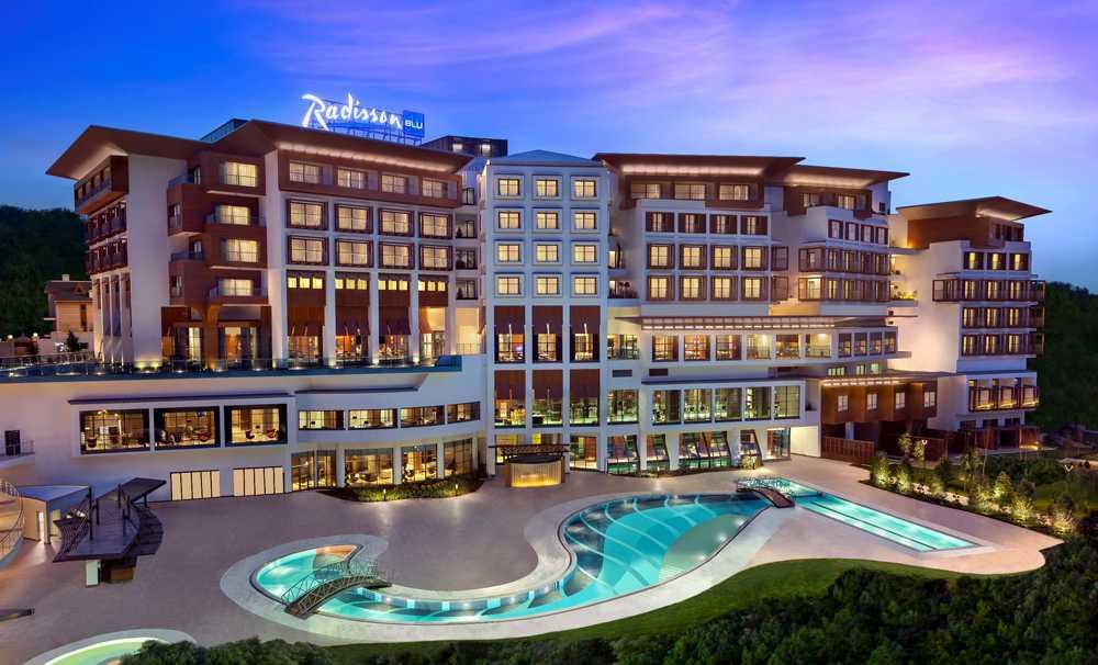 Radisson Blu Hotel Toplantı, Kongre ve Özel Etkinlikleri ile hizmetinizde