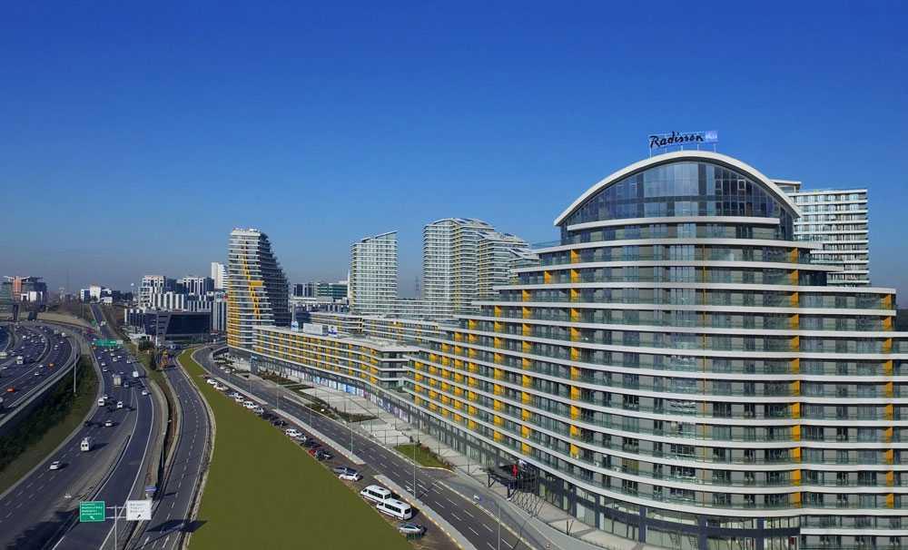 Radisson Blu Residence, İstanbul Batışehir açıldı