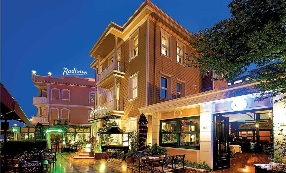 Radisson, İstanbul'un tarihi bölgesinde iki yeni otel açıyor