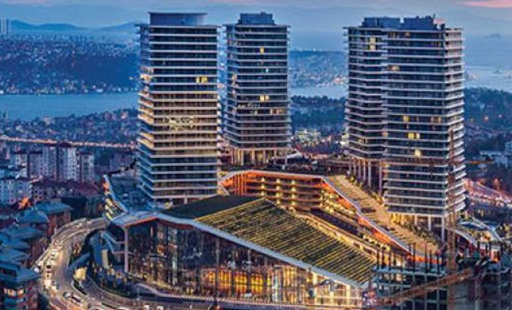 Raffles Istanbul Resıdences'da yaşam başladı!