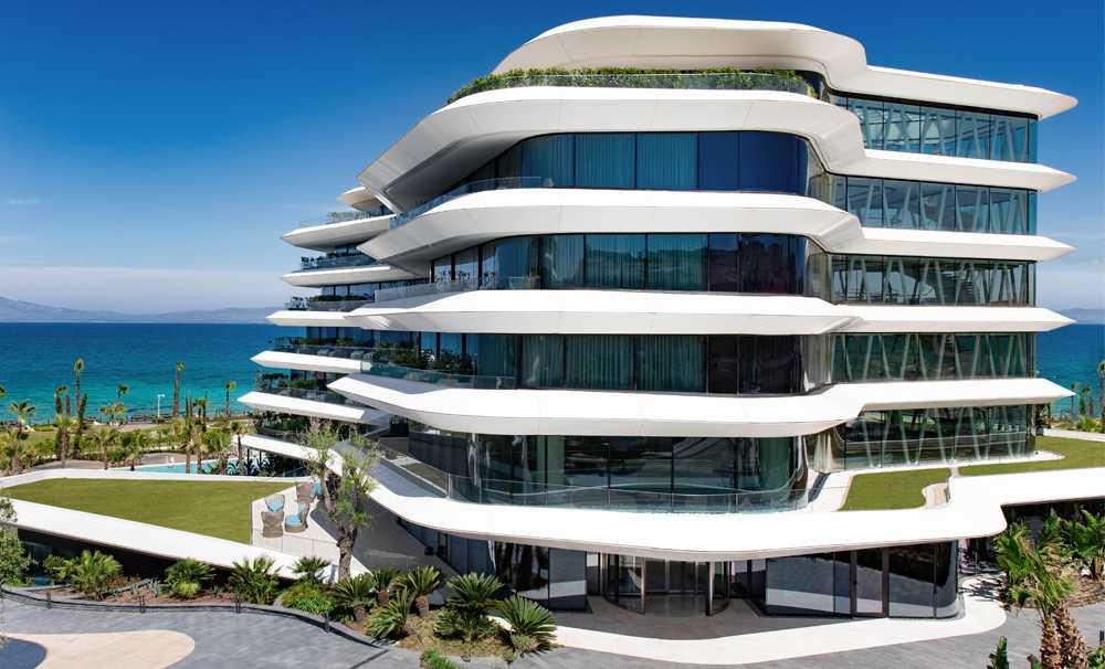 Reges, a Luxury Collection Resort & SPA, Çeşme 15 Haziran'da açılıyor