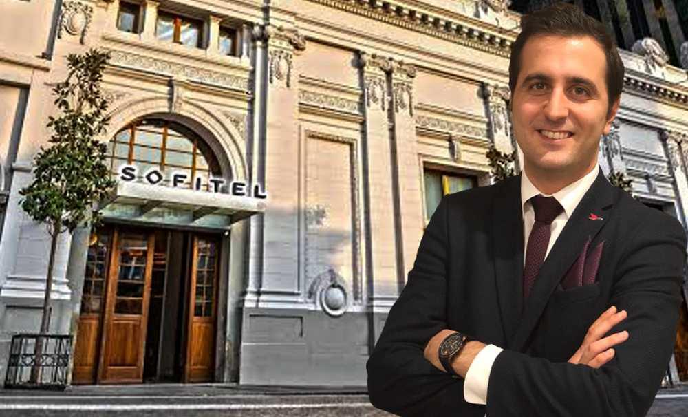Sofitel İstanbul Taksim'e Satış Pazarlama Direktör Yardımcısı Caner Karamahmut oldu