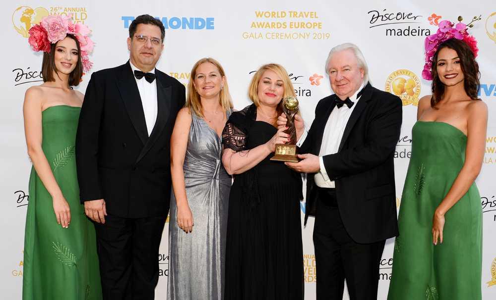 Somerset Maslak İstanbul'a World Travel Awards ödülü