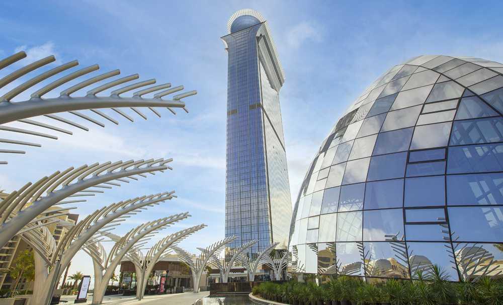 St. Regis Dubai, The Palm açıldı