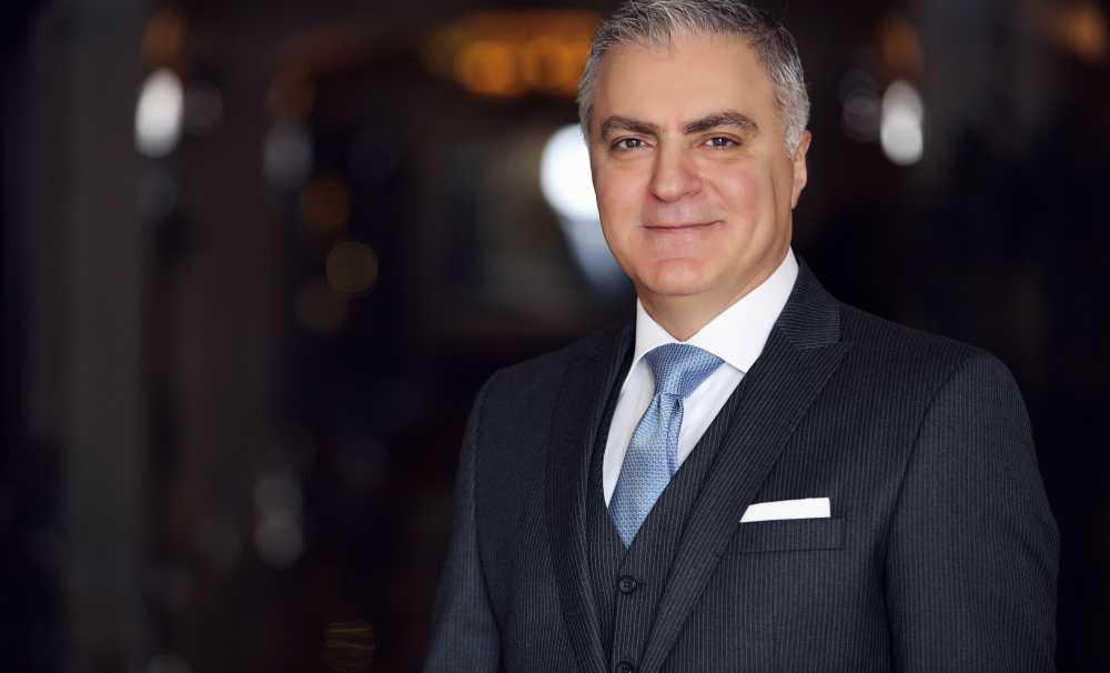 Tarek Mourad, Four Seasons Hotels İstanbul'un Genel Müdürlüğü'ne Atandı