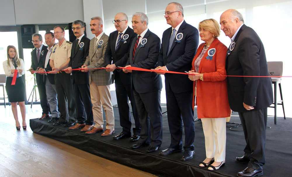 The Fortyfive Business Hotel & SPA hizmete açıldı