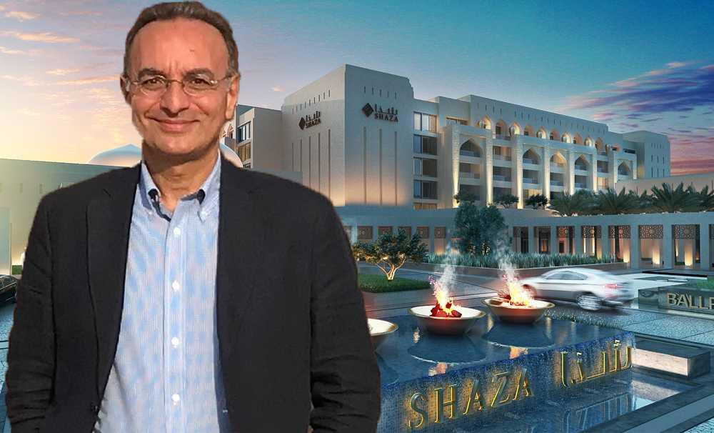 Türkiye Direktörü Eyüp Babür Shaza Hotels'i anlatıyor