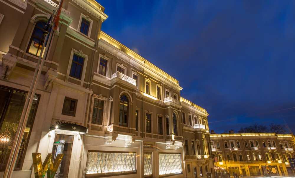 W İstanbul Doha Tatili Hediye Ediyor