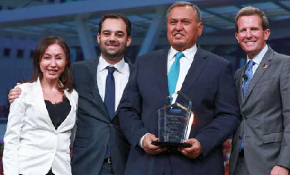 Wyndham Grand İstanbul Levent, başarılarına bir yenisini daha ekledi