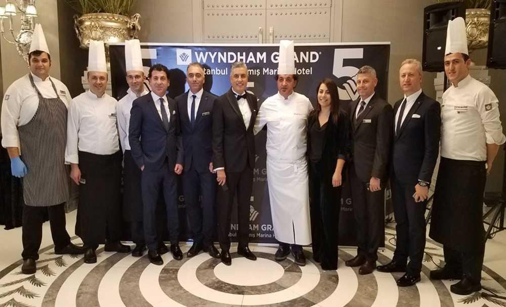 Wyndham Kalamış Muhteşem Gala ile 5. yılını Kutladı