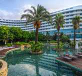 Concorde De Luxe Resort'e 'Güvenli Otel' sertifikası verildi