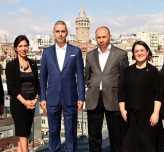 JW Marriott Istanbul Bosphorus, Karaköy'e geliyor