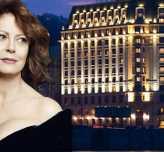 Susan Sarandon, Fairmont otellerinin global marka elçisi