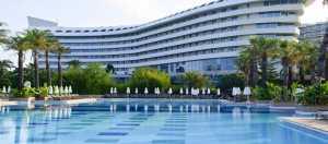 Concorde De Luxe Resort Hotel'e 2 ödül birden