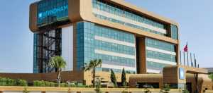 İş Dünyasının Kalbinde, Stresin Uzağında Wyndham Çerkezköy Otel açıldı