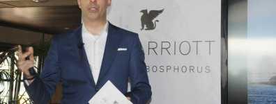 JW Marriott İstanbul Bosphorus Karaköy'de Açıldı
