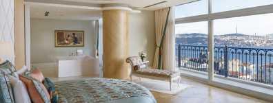 Özel konaklamalar için CVK Park Prestige Suites
