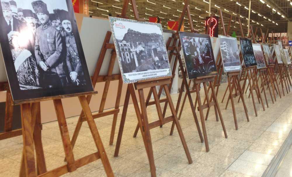 Eski Ankara fotoğrafları Bilkent'te
