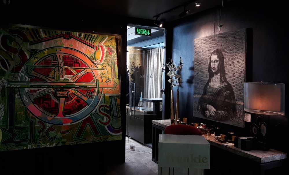 Frankie İstanbul sanata yeni bir anlayışla yaklaşıyor