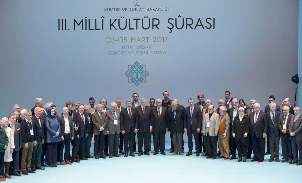 III. Milli Kültür Şûrası sona erdi