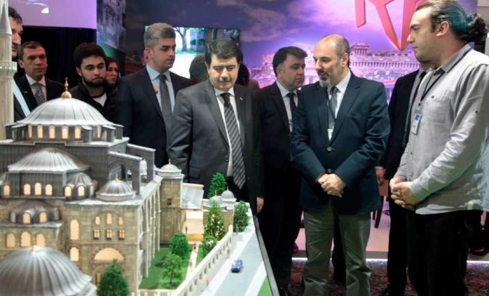 """Restorasyon, Arkeoloji ve Müzecilik Teknolojileri """"HERITAGE İSTANBUL""""da Buluşuyor"""
