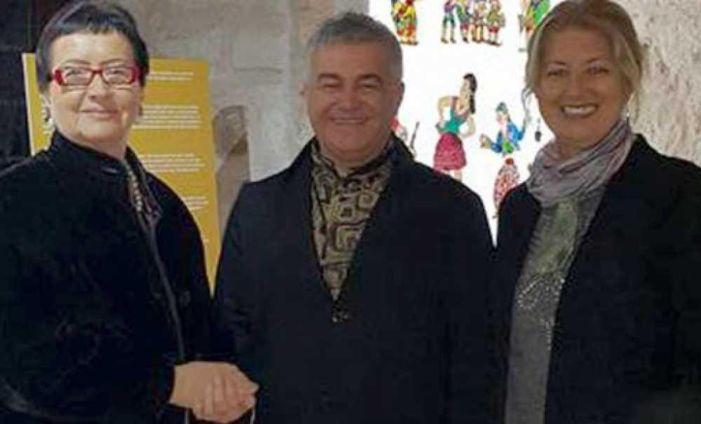 Topkapı Sarayı Müzesinde sanatseverler buluştu