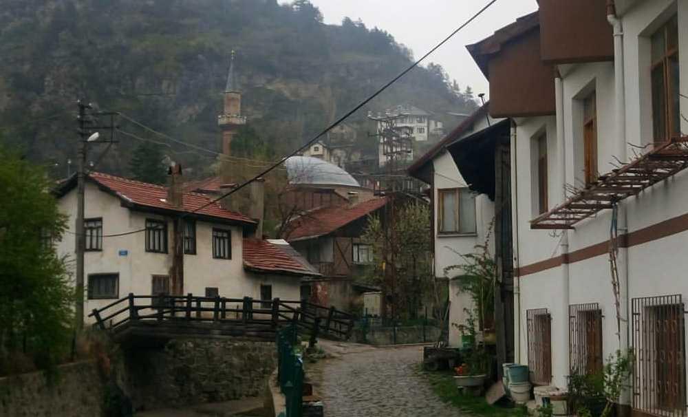 Türkiye'nin 15. Yavaş Kenti Mudurnu'ya yeni imar planları