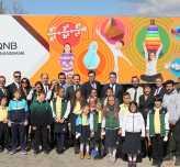 QNB Finansbank Tales Matematik Müzesi gezici TIR'ı yollarda