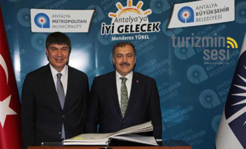 Bakanı Veysel Eroğlu, Boğaçayı Projesi'ne her türlü desteği verecek