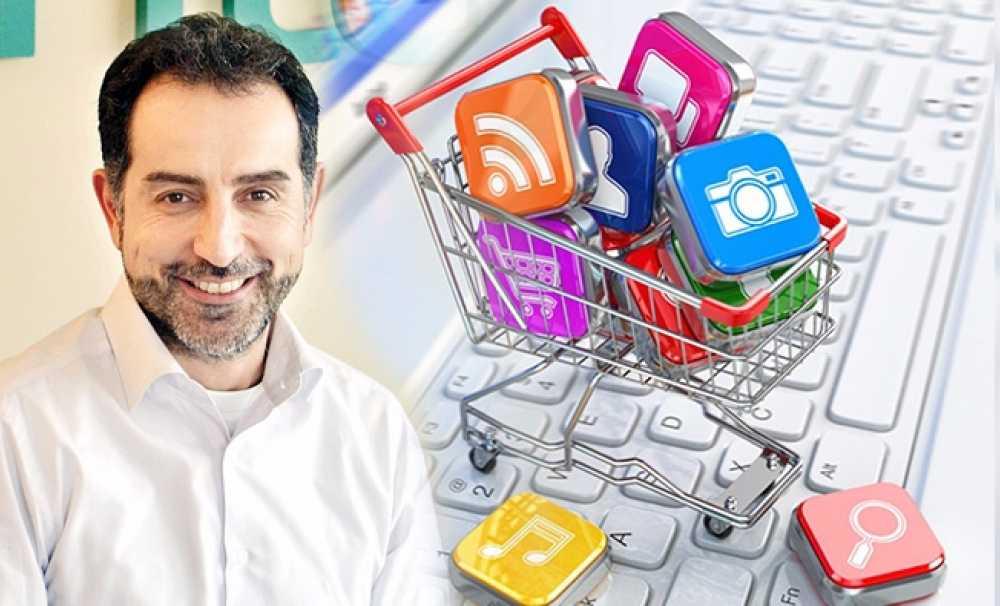 Günün 20 saati online alışveriş yapıyoruz