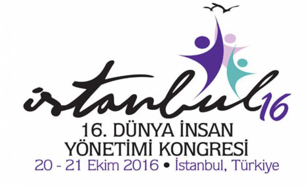 İstanbul, İnsan Yönetiminin başkenti olmaya hazırlanıyor