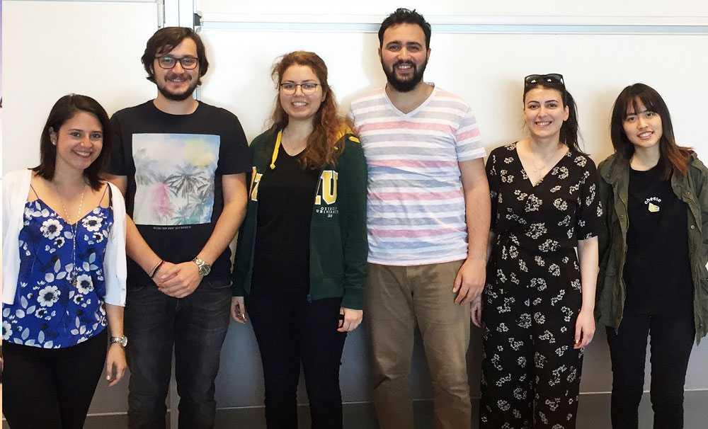 Özyeğin Üniversitesi ve Hitit'in Akademik Işbirliği ilk mezunlarını verdi