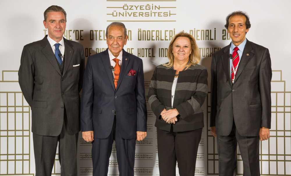 Özyeğin Üniversitesi yeniliklere ve ilklere imza atmaya devam ediyor
