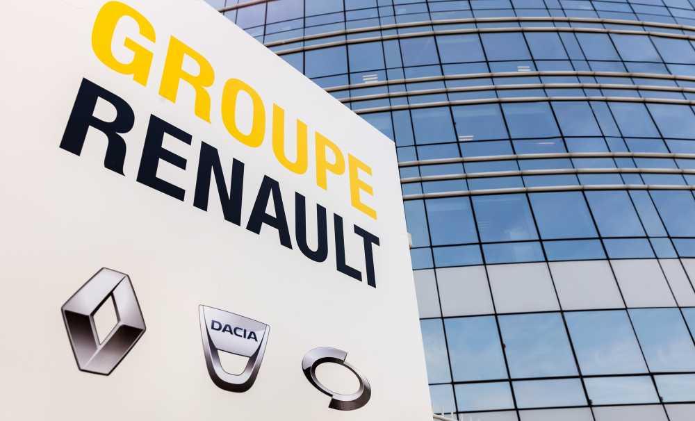 Renault Grubu'nun 2016 cirosu 51,2 milyar avro
