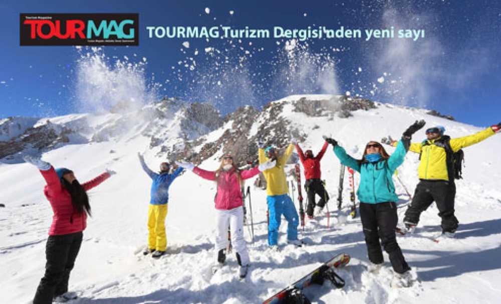 TOURMAG Turizm Dergisi'nden yeni sayı