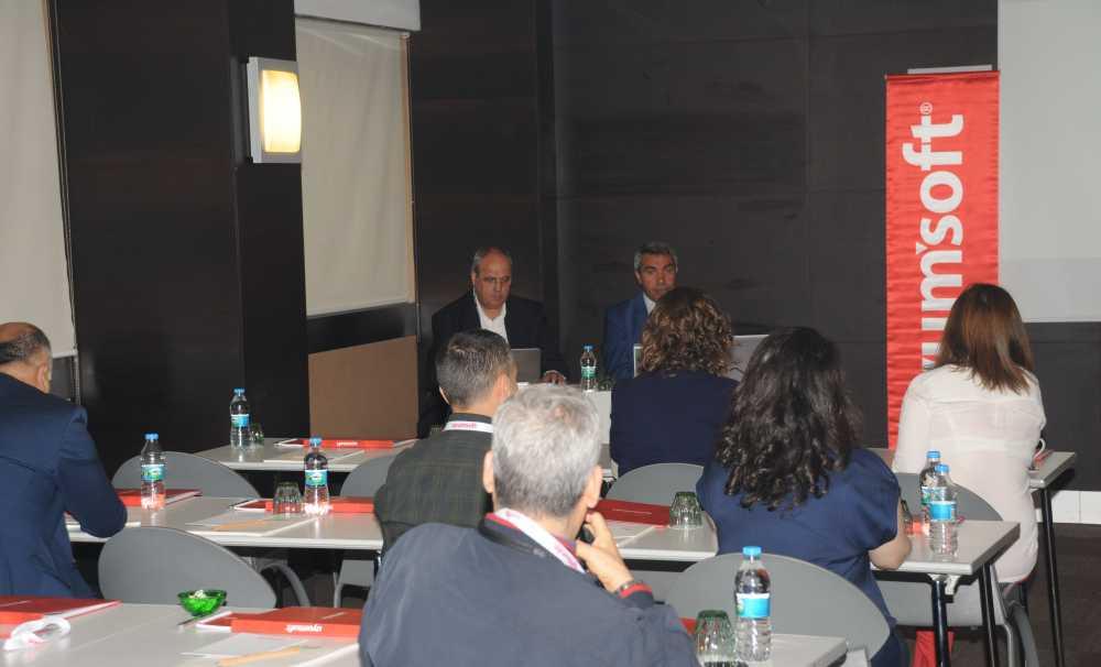 Uyumsoft, tekstil ve perakende sektörlerindeki çözümlerini anlattı