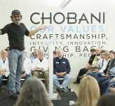 """Amerika'nın """"En İyi İşvereni"""" Chobani"""
