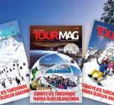 TOURMAG Turizm Dergisi'nin yeni sayısı yayımlandı